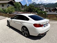 BMW 420 xDrive Gran Coupé Msport [PERFETTA]