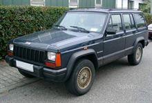 Ricambi Jeep Cherokee xj 84/01