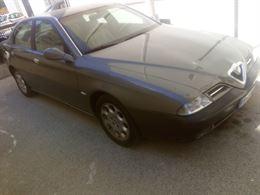 Alfa 166 anno 1999 d'epoca perfetta in tutto