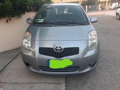 Toyota Yaris 1.4 sol diesel
