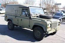 Land Rover Defender 110 2.5 Diesel