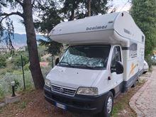 Camper Benimar Europe 6000