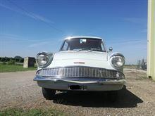 Ford Anglia Deluxe anno 1962