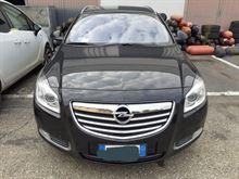 Opel Insigna 2.0 Cdti Stw con il Motore Trento