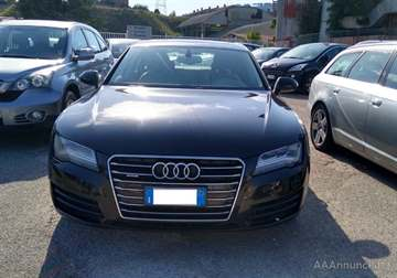 Audi A7 SPB 3.0 V6 TDI 245 CV Quattro S tronic