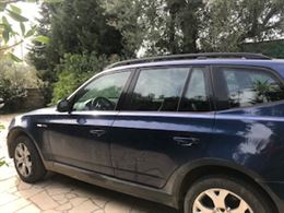 BMW X3 interni in pelle 5 porte