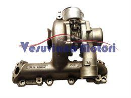 Turbo Rigenerato per Fiat Croma 1.9 jtd 120cv
