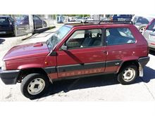 Fiat Panda Sisley