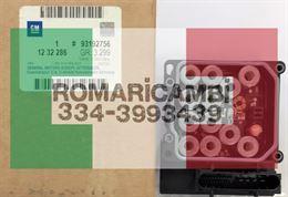 Opel Corsa D centralina ABS Bosch 93192756
