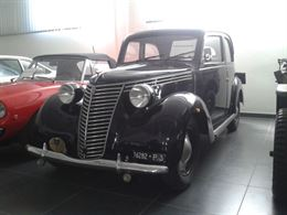 Fiat 1100 B restaurata