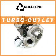 717478-0006 Turbo di Rotazione Bmw