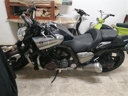 Moto VMax Yamaha anno 2009
