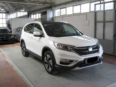 HONDA CR-V 1.6 i DTEC EXECUTIVE NAVI ADAS SENSING AT 4WD