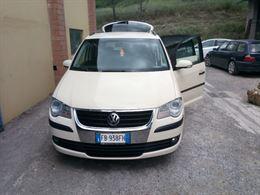 Volkswagen Touran 77Kw