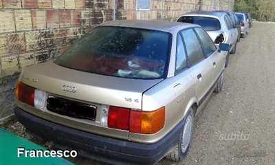 Audi 80 cc.1800 benzina