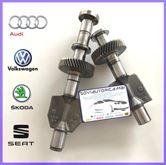 Kit Modifica Pompa Olio Volkswagen - Contralberi