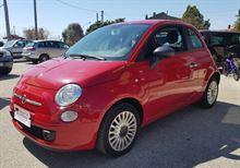 Fiat 500 1.2 benzina km certificati
