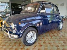 Fiat 500 preparata