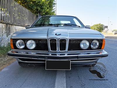 BMW CSI 633