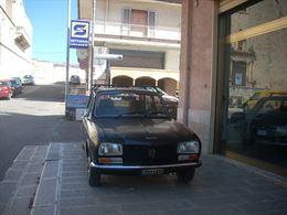 Peugeot 304 GLD 1.3 40CV
