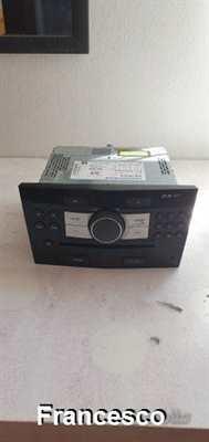 Stereo Radio con Lettore CD MP3 Opel Astra H