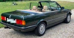 BMW e30 320 cabriolet