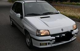 Renault Clio 1.8 del 1991