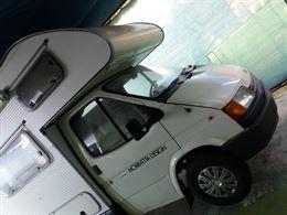 Camper Ford del 1991 - solo 2 proprietari