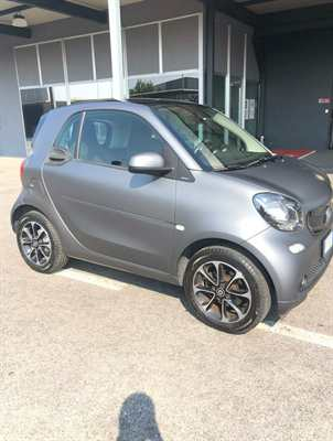 SMART FORTWO COUPÈ TWINAMIC PASSION