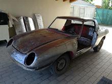 Fiat 850 CL Spider