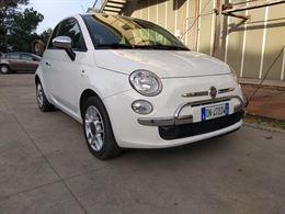 Fiat 500 sport 100 hp benzina 1400 cavalli 100 vetrina
