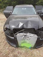 Audi A6 incidentata-sinistrata