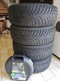 Gomme invernali complete Opel