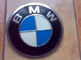 Logo originale BMW del 1975